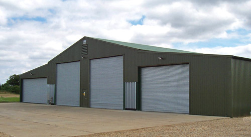 Steel Lean To Sheds Amp Extensions East Anglia A C Bacon