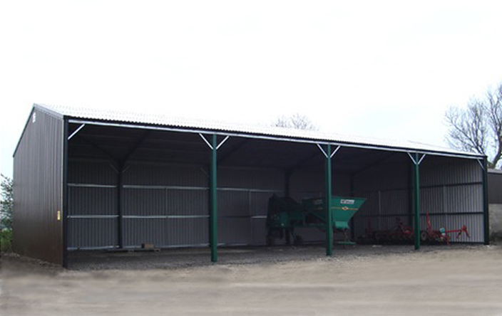 General Purpose Farm Buildings East Anglia A C Bacon