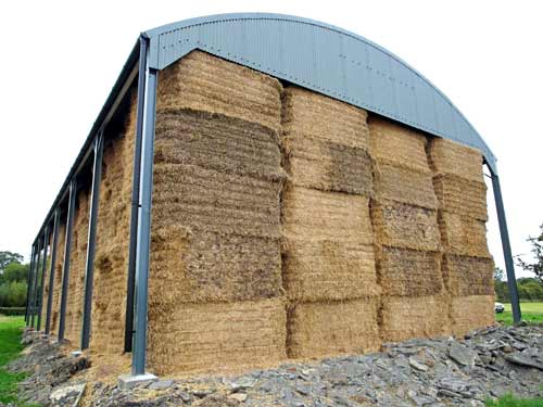 Steel Hay And Straw Barns East Anglia Amp London A C Bacon